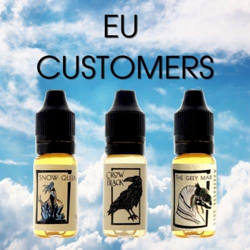 Shop for Customers in the EU
