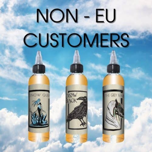 Shop for Customers NOT in the EU