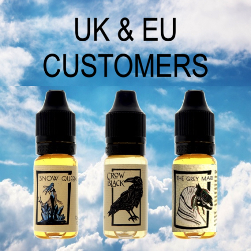 Shop for Customers in the UK & EU